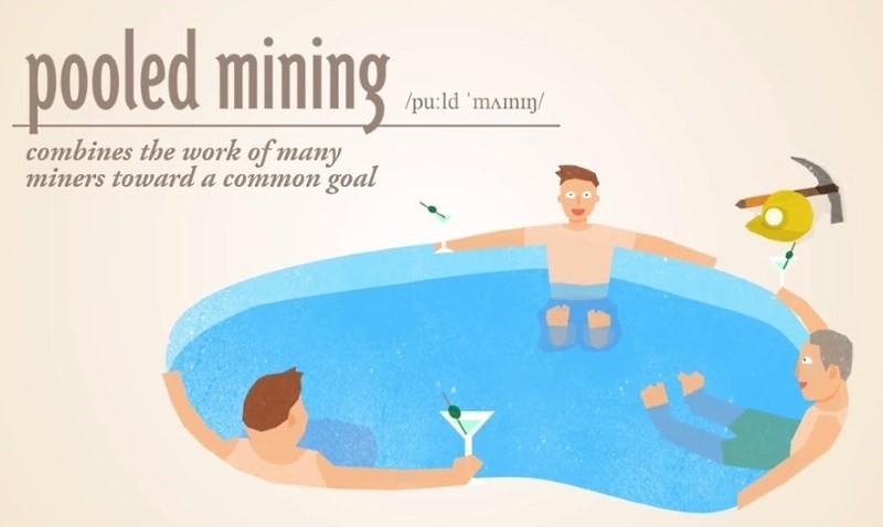 ťažobný pool (bazén)