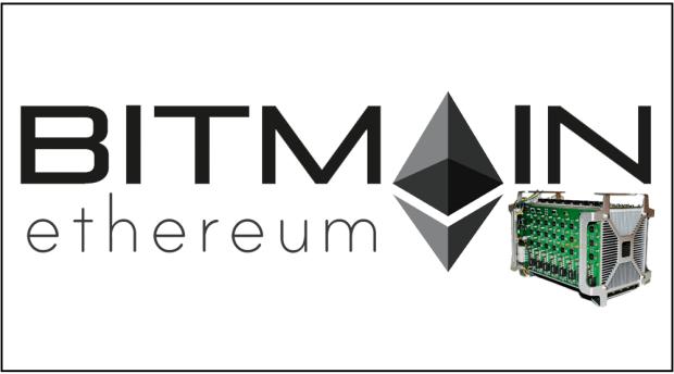 Ethereum ASIC miner ?