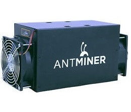 ASIC Antminer - rozdiel ťažby Bitcoinu a Altcoinov