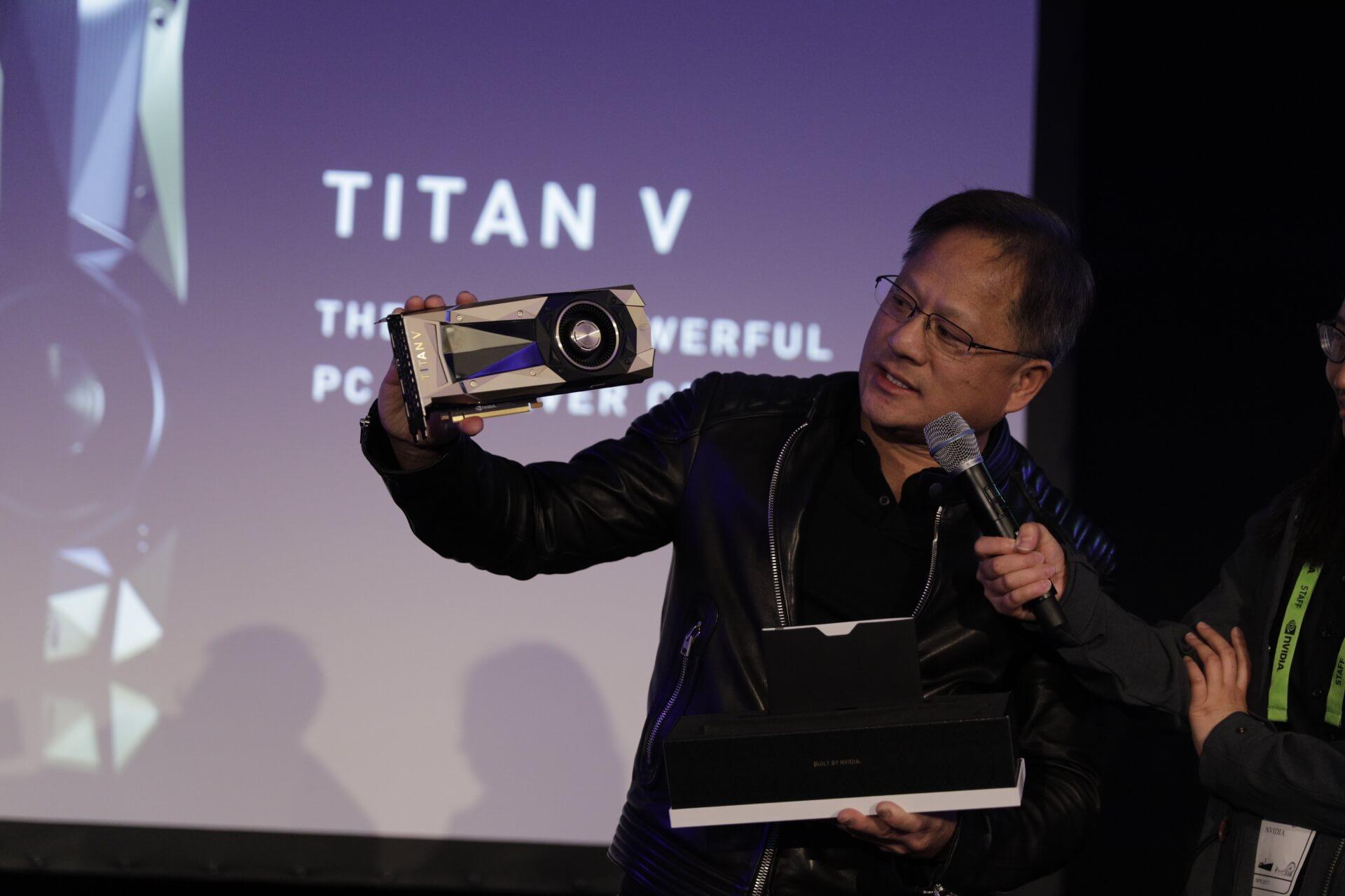 predstavenie novych nvidia GPU - Volta 2080