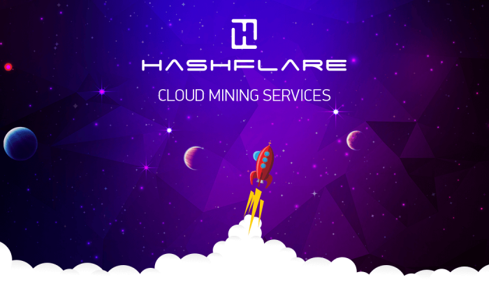 Hashflare - prenájom ťažby Bitcoinu