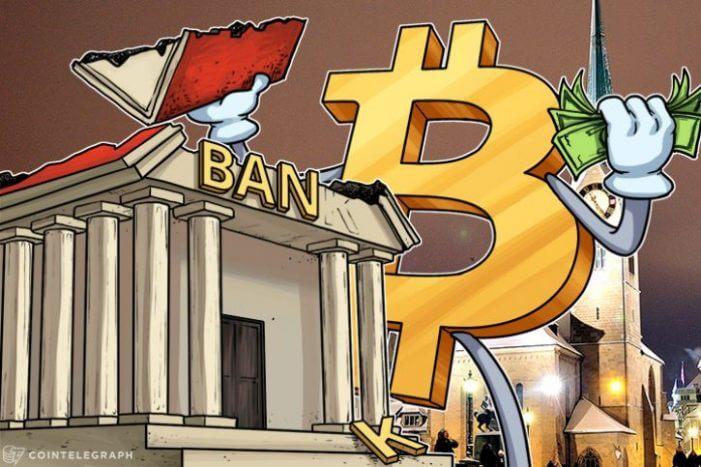 Bitcoin a banky ✅ Prečo na kryptomeny zmeníš názor