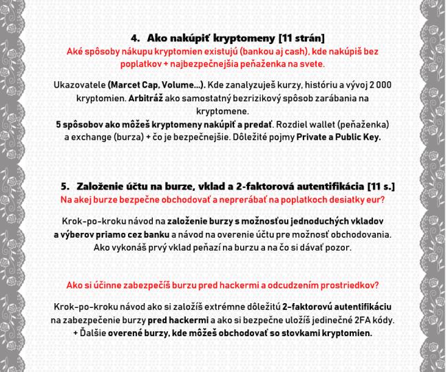 KryptoKurz Obsah 4-5