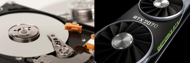 HDD vs GPU ťažba Všetko o ťažbe kryptomien