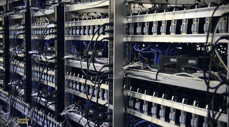 Ťažba Bitcoinu v Genesis Mining - Prenájom