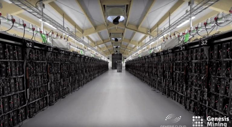 Ťažba Kryptomien Bitcoin, Etherem, Monero, Zcash - Prenájom Výkonu v Genesis Mining