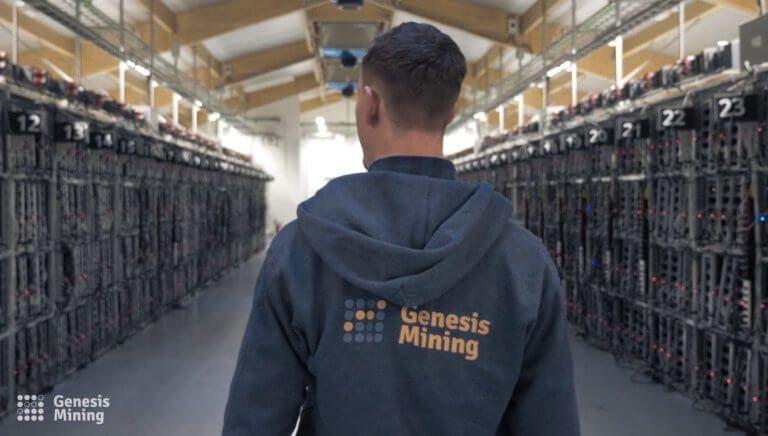 Ťažba Kryptomien - Genesis Mining - Farma na Islande