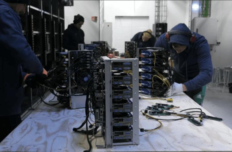 Cloud mining - prenájom výkonu na ťažbu kryptomeny