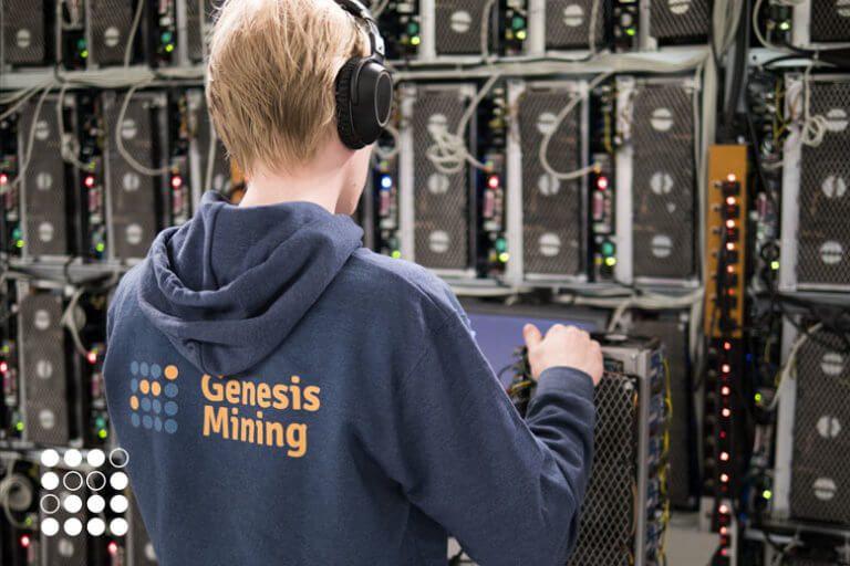 Genesis Mining - Ťažba Kryptomien na Islande