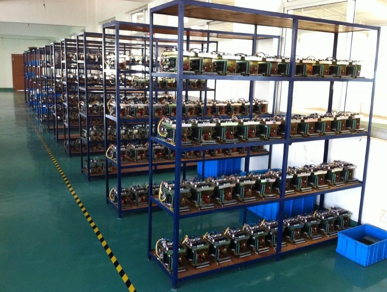 Ťažba Kryptomien - Výstavba Datacentra na Mieru