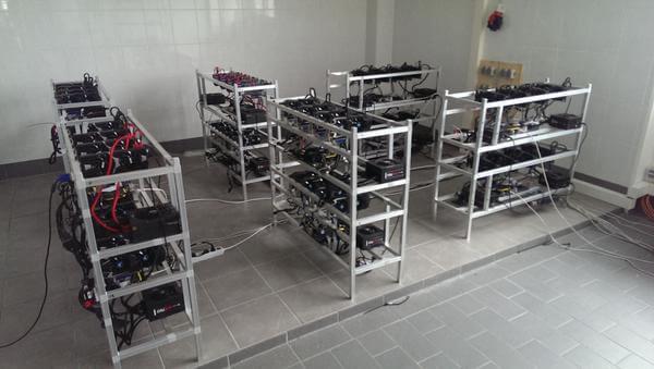 GPU a ASIC mining Farmy - realizácia zákazku SK CZ