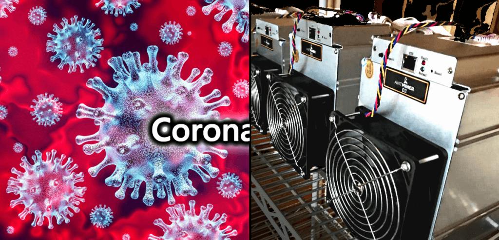 Mining rigy – doteraz ťažili kryptomeny, teraz hľadajú liek na Corona-Vírus. A pridať sa môžeš aj ty!