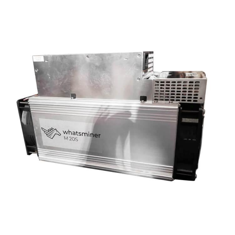 Whatsminer M20S 68 Ths - ťažba Bitcoinu - výrobca MicroBT_3