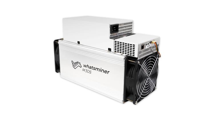 Whatsminer M30S 90 Ths - ťažba Bitcoinu - výrobca MicroBT