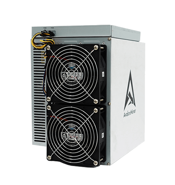 Canaan Avalon 1246 (90 THs) - ťažba Bitcoinu (miner)