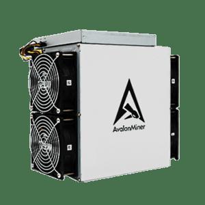 Canaan Avalon 1246 (90 THs) - ťažba Bitcoinu (miner)_1