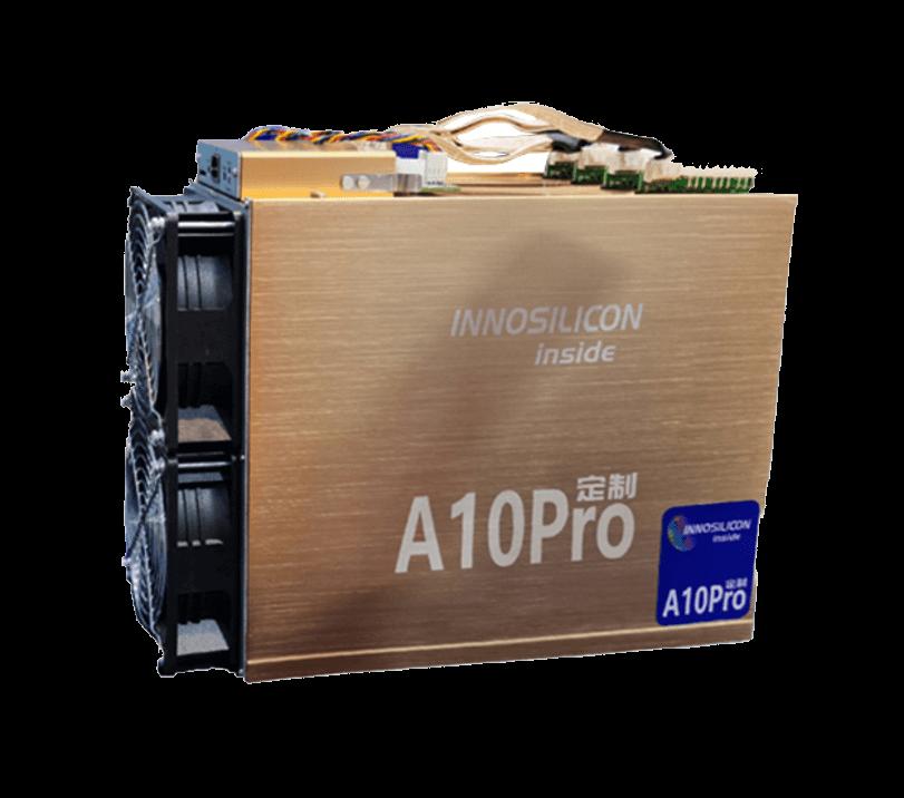NOVÉ💥 Innosilicon A10 PRO+ 750 MH/s (7GB)
