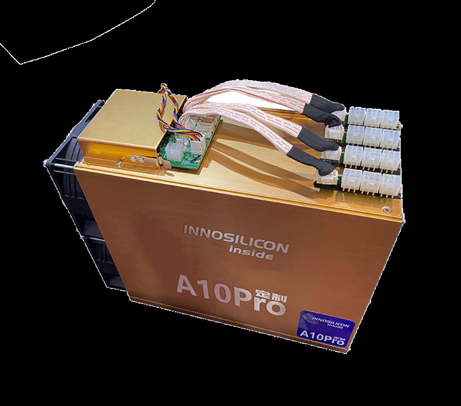Innosilicon A10 PRO+ 720MHs (6GB) - tažba Ethereum - ETH miner_3