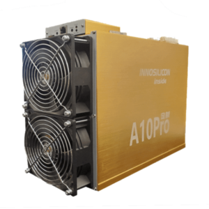 Innosilicon A10 PRO+ 750 MH/s 7GB (ETH miner)
