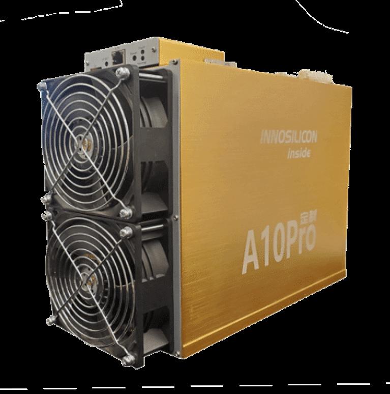 Predaj - Miner A10 PRO 720Mh (Innosilicon)