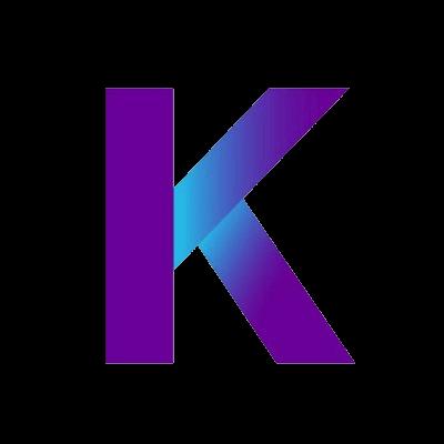 Kadena kryptomena - logo