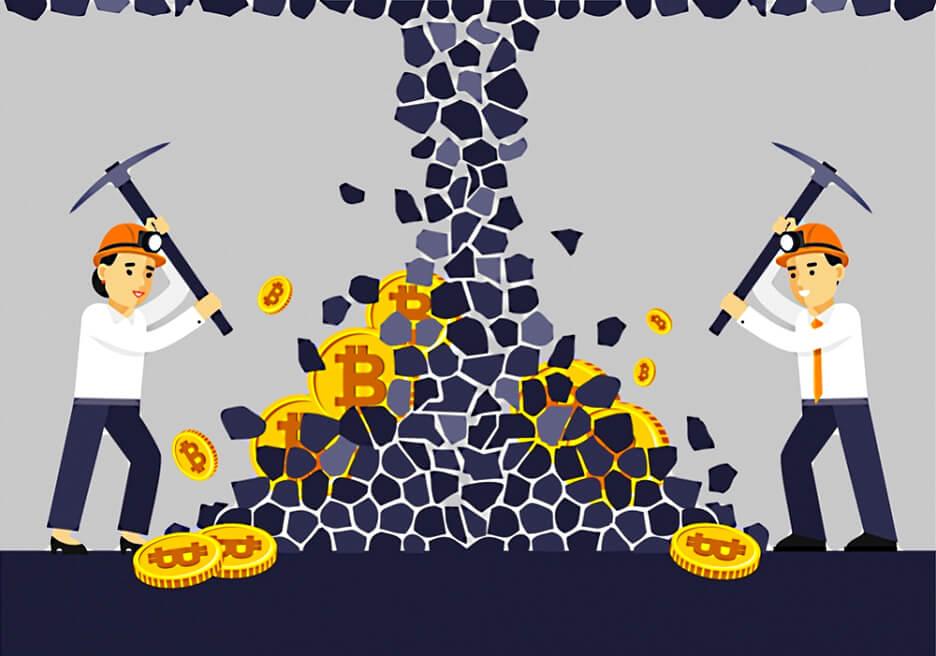 Ťažba Kryptomien - Čo to je a Ako funguje ťaženie Bitcoinu či Ethereum