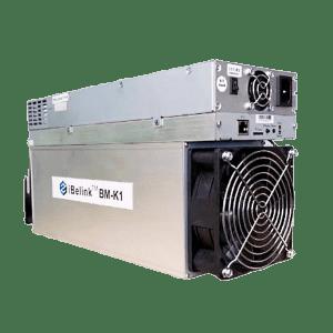 iBeLink BM-K1 (5,3 THs) – Kadena KDN ASIC Miner